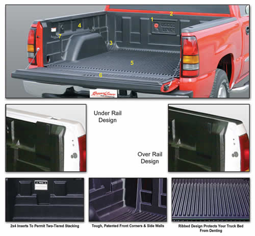 Truck Bed Covers Nampa Id